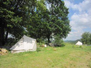 photo camping - Ahimsa Yoga Toulouse