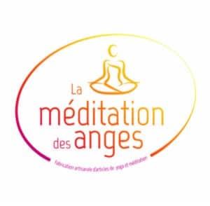 logo la méditation des anges - Ahimsa Yoga Toulouse et Launaguet