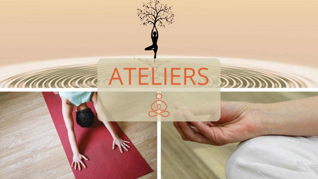 ateliers de yoga - Ahimsa Yoga Toulouse et Launaguet