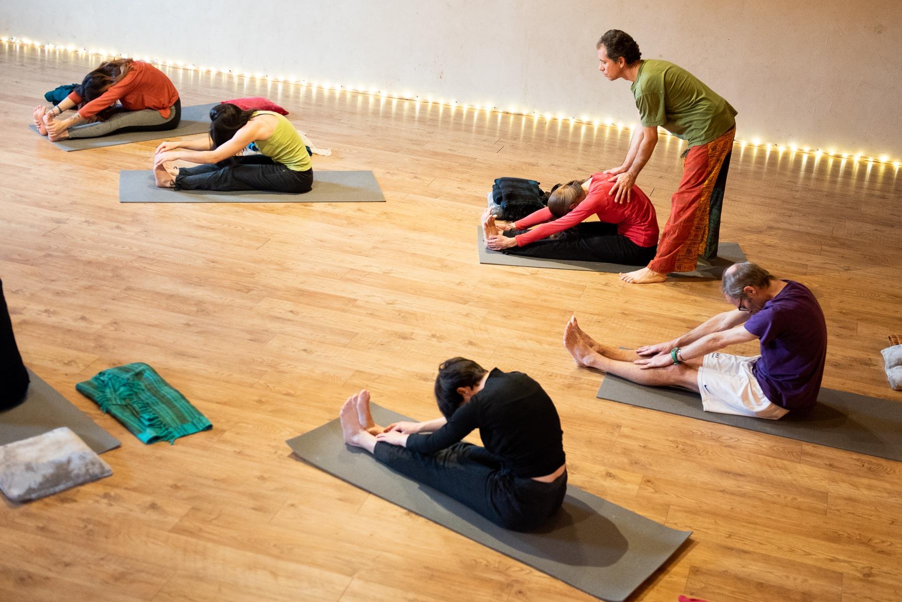retraite de yoga - Ahimsa Yoga Toulouse et Launaguet