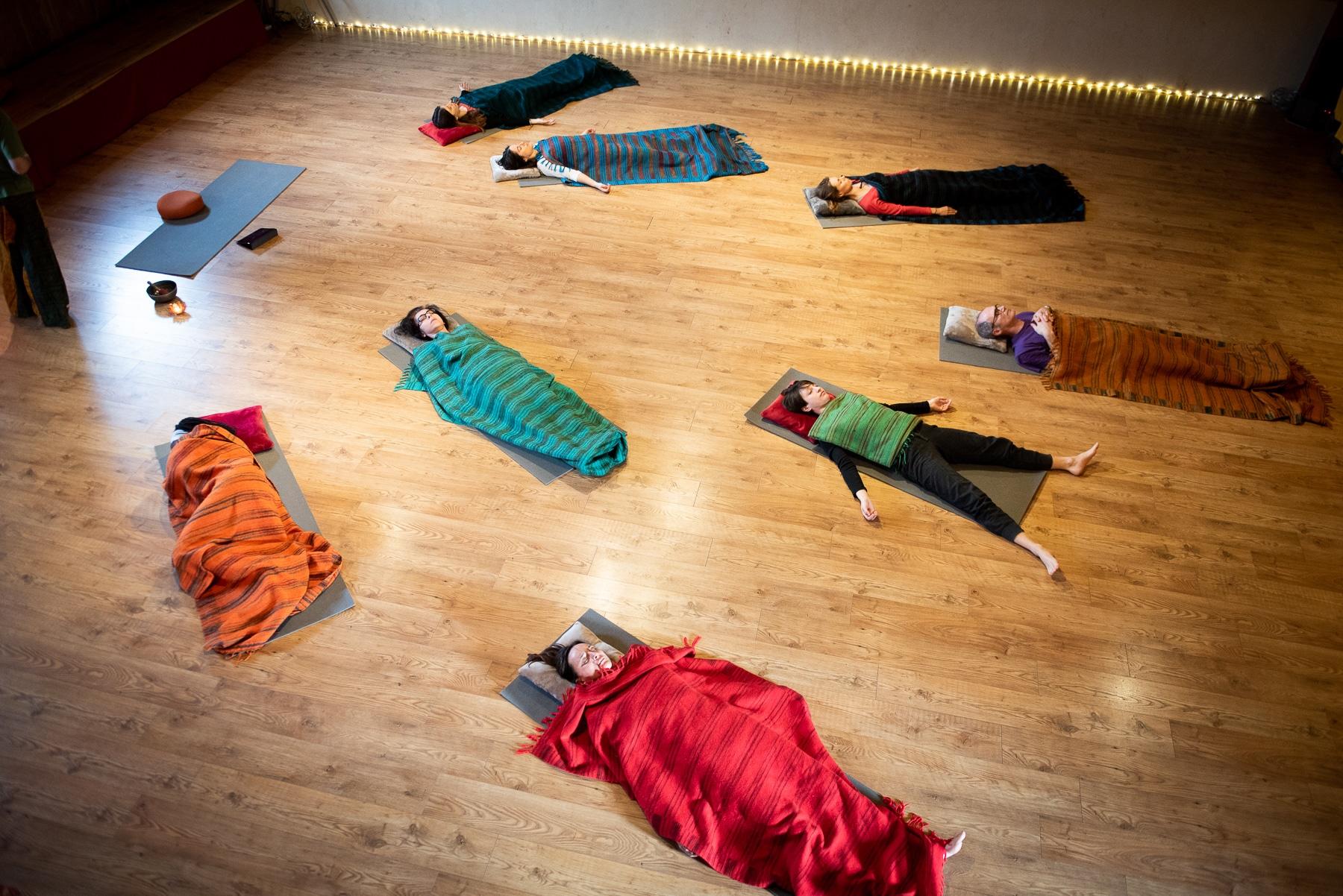 retraite yoga - Ahimsa Yoga Toulouse et Launaguet